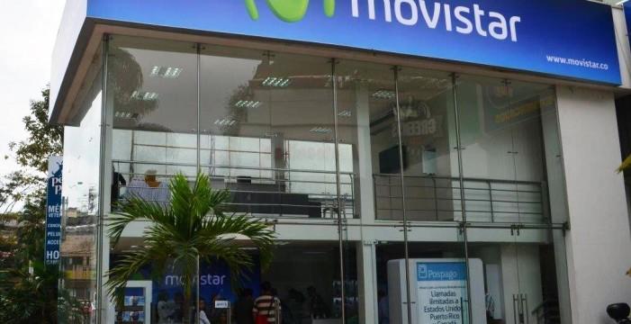 Movistar inaugura tienda digital en Cali