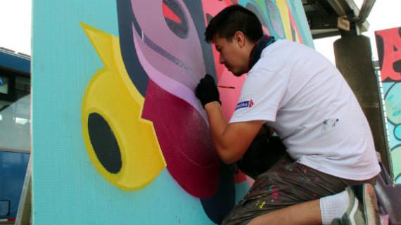 La 3ra Bienal de Muralismo llega al MIO