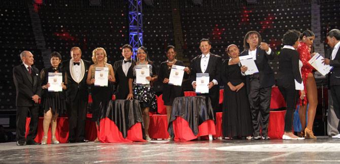 Homenaje a la vieja guardia en el XI Festival Mundial de Salsa en Cali