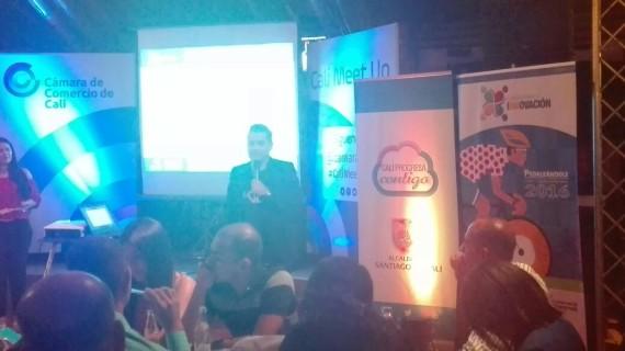 El Cali Meet Up conectó más de 250 emprendedores caleños
