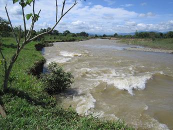 Minambiente, CVC, CRC y alcaldes se unen para mejorar pompa del río timba