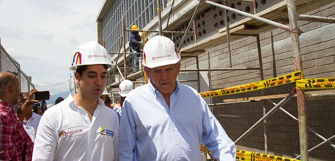 Cali tendrá 34 obras de infraestructura educativa