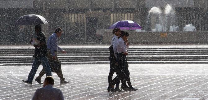 Recomendaciones para la temporada de lluvias