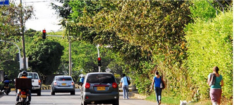 Gobierno del Valle realiza mantenimiento a la vía Cañasgordas entre Cali y Jamundí