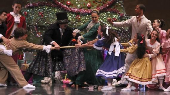 Incolballet y Orquesta Filarmónica de Cali se unen para darle vida a Cascanueces
