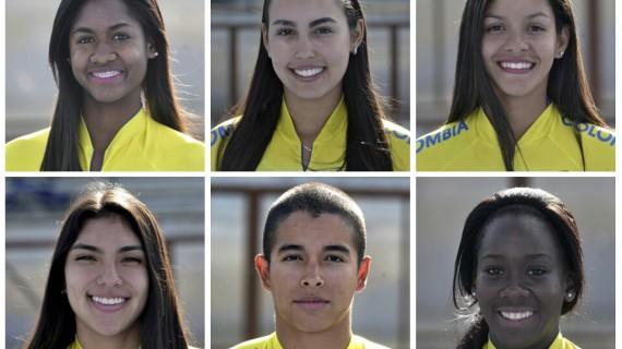 Seis vallecaucanos en Selección Colombia para el Panamericano de Patinaje
