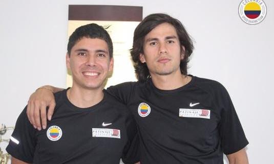 Colombianos inician la temporada de patinaje sobre el hielo 2016-17