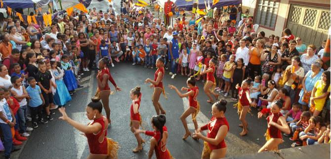 Alcaldía celebró día de los niños en comunas y corregimientos de Cali