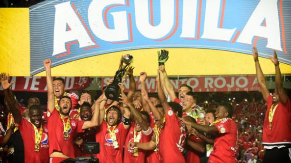 Tarea cumplida: Adiós a la B y título de la Liga Águila