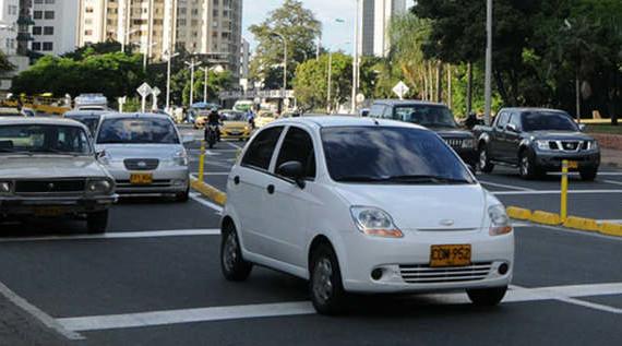 Gobierno de Cali precisa sobre vehículos que estarían exentos de pico y placa