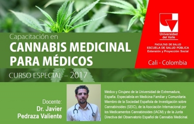 Capacitación sobre cannabis medicinal