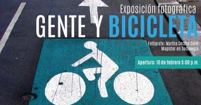 """Exposición """"Gente y bicicletas"""""""