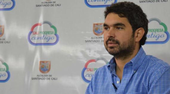 Nicolás Orejuela, nuevo presidente de Metrocali