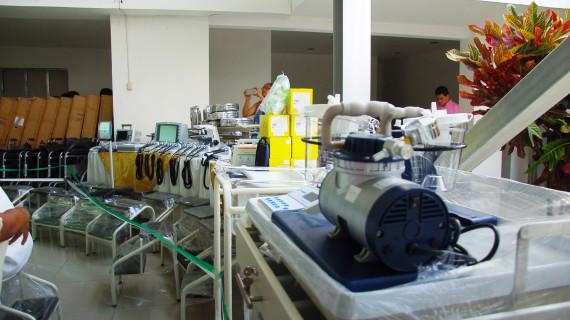 Hospital de Guacarí será remodelado
