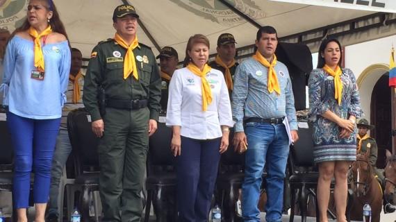 Fuerza especial de Policía de Carabineros llegará a fortalecer seguridad en zonas rurales del Valle