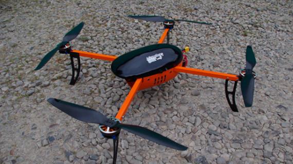 Egresado javeriano es cofundador de empresa innovadora en el campo de los drones