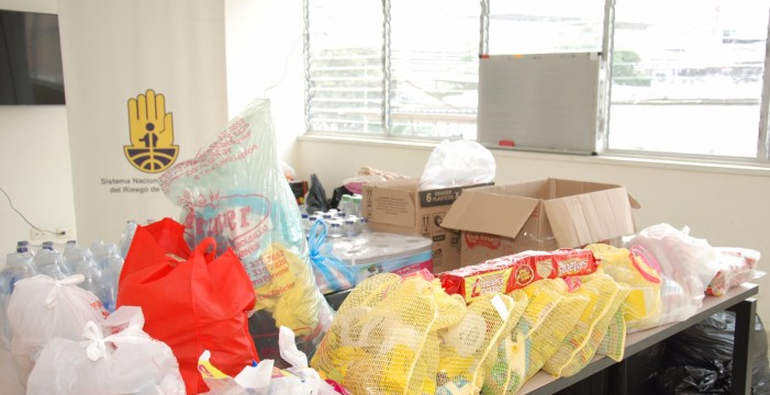El Valle lidera campaña de ayudas humanitarias a damnificados de Mocoa