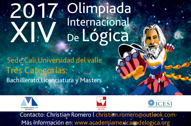 Llegó la XIV Olimpiada Internacional de Lógica