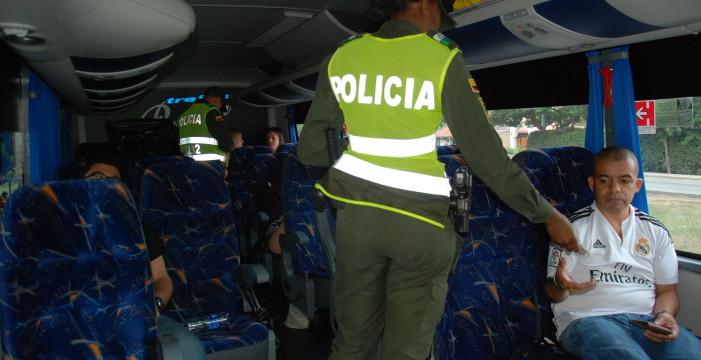 En Semana Santa, autoridades garantizan seguridad en la Terminal de Transporte