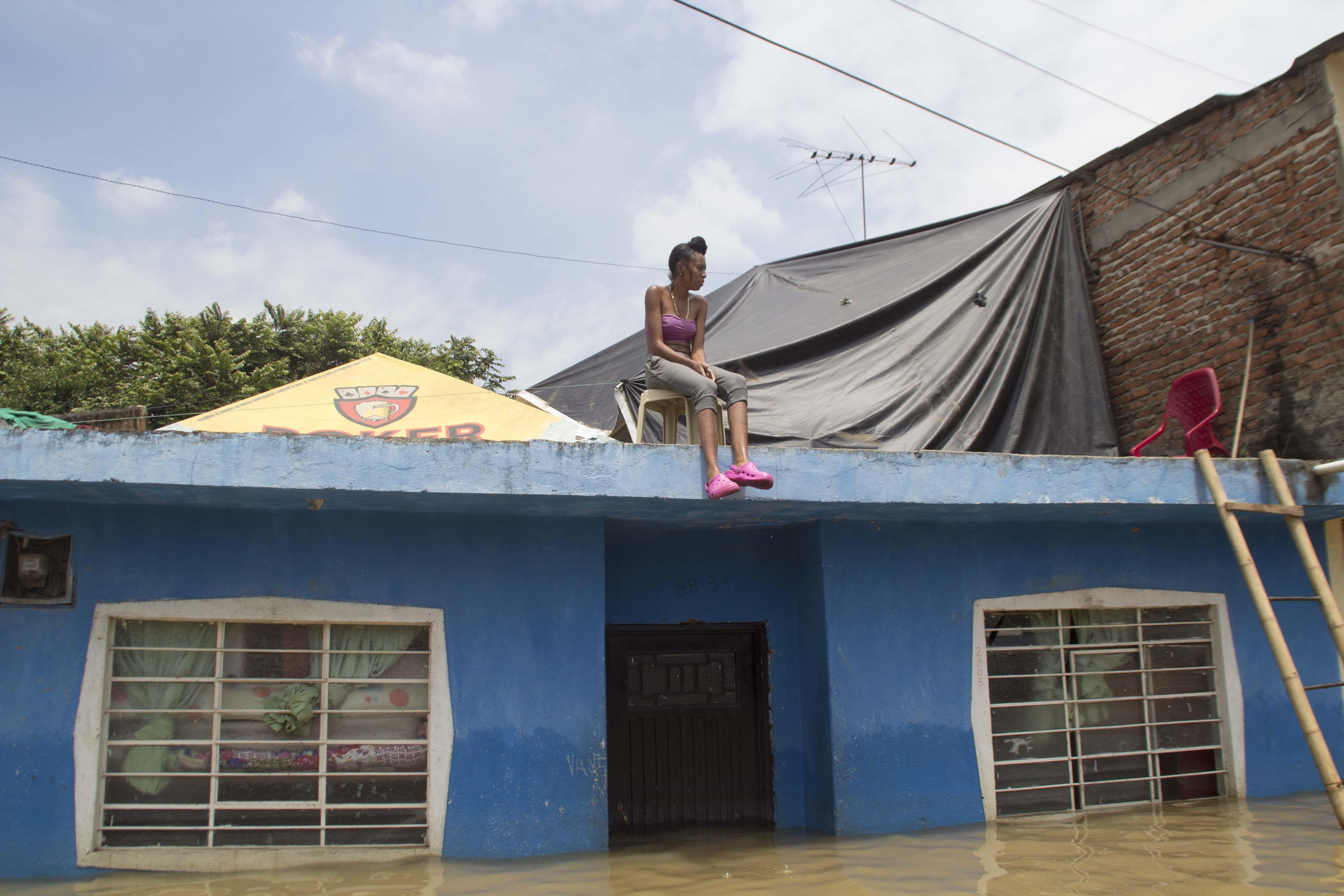 Inundacion rio cauca puerto nuevo 66