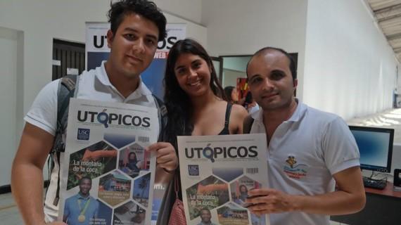 USC hace parte de la Sociedad Interamericana de Prensa