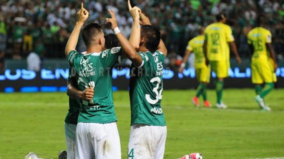 Cali va con ventaja de dos goles a Medellín