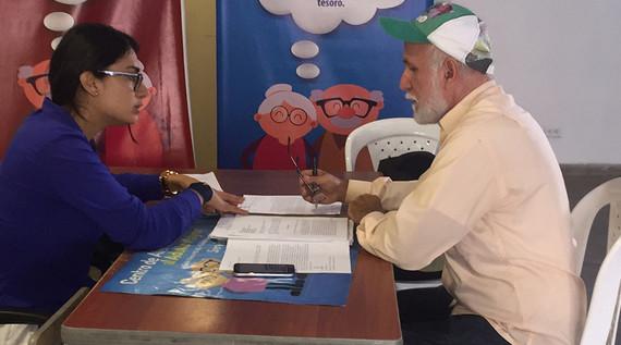 Centro de atención al adulto mayor ofrece orientación jurídica de manera gratuita