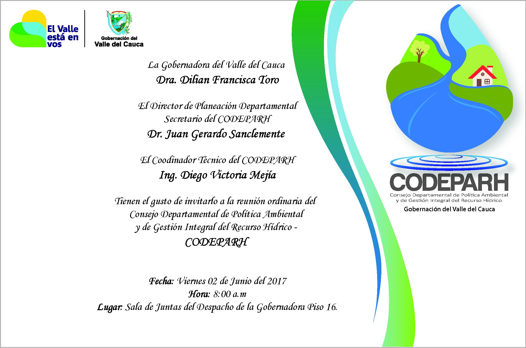 Invitación Rendicion de Cuentas 2016