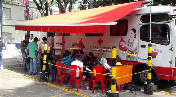 14 de junio, día mundial del donante de sangre