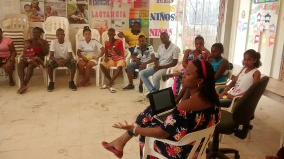 Asesoría a jóvenes afro para acceder a créditos condonables del Icetex