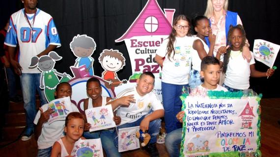 Estrategia de Escuelas Culturales de Paz llegará a los 42 municipios del Valle