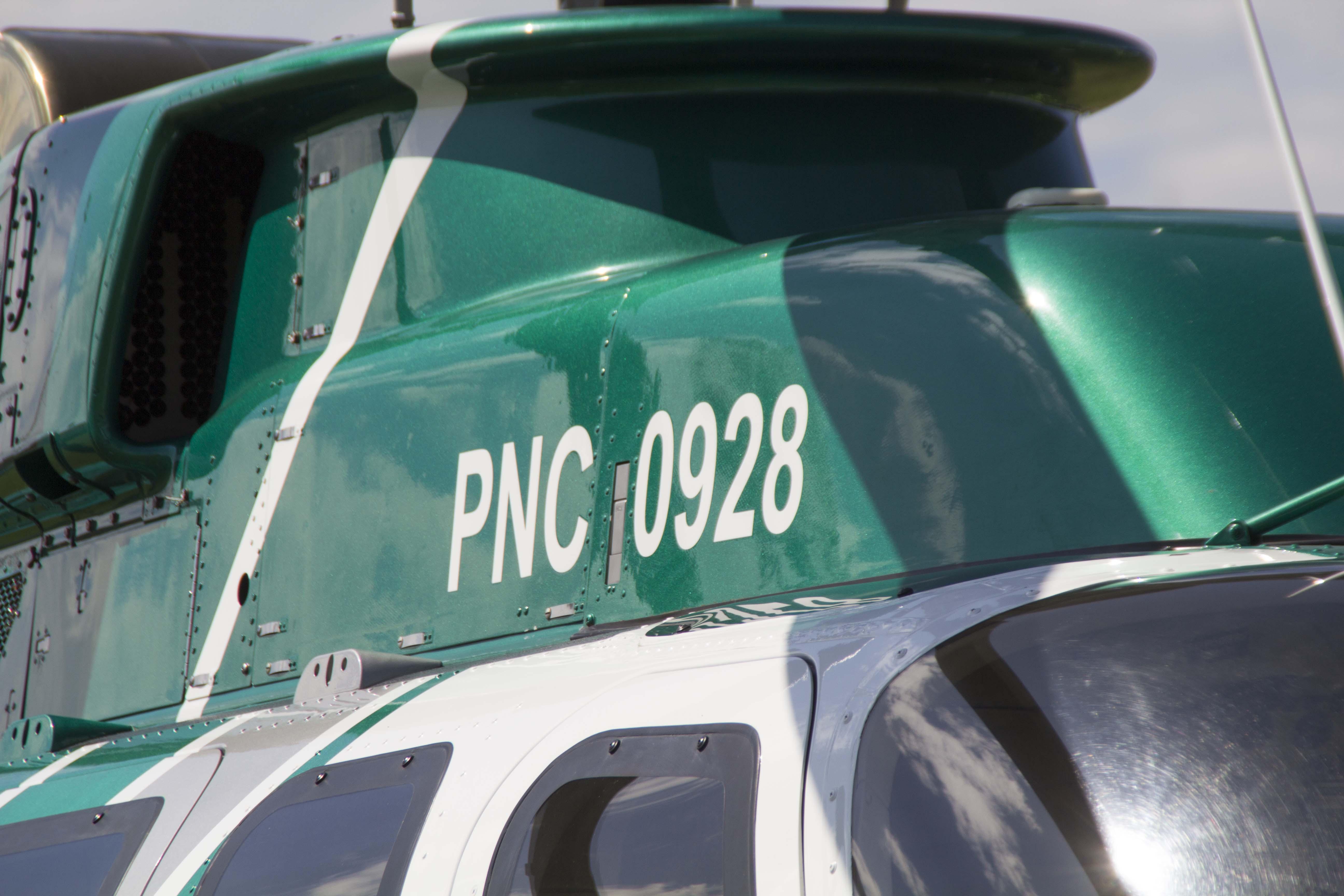 Entrega oficial Helicoptero Policia 33