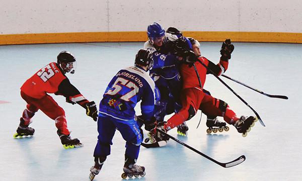Valle logra dos subcampeonatos en interligas de hockey línea