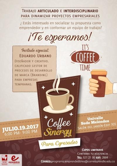 coffee sinergy emprendedores