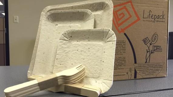 LifePack, platos que generan vida