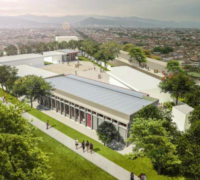 Se reconstruirá la Sede Educativa Batalla de Carabobo