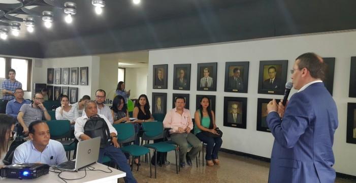 Con cooperación internacional se adelantará estudio para el tren de cercanías en el Valle del Cauca