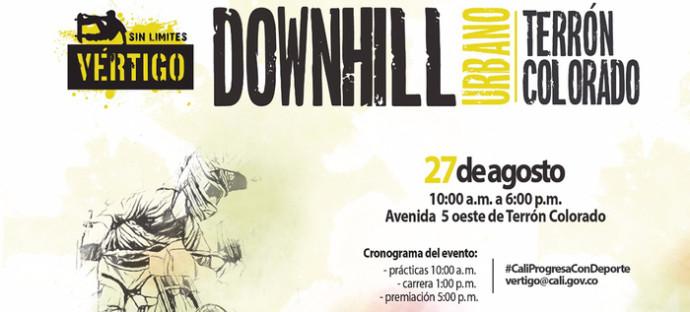 Downhill urbano Terrón Colorado