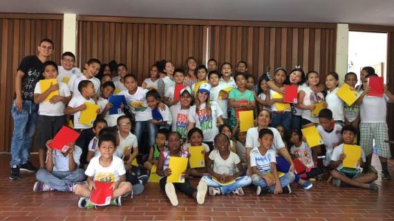 Educambio: cuadernos que cambian vidas