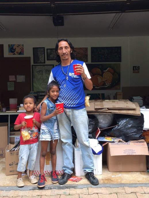 Foto Adán y sus hijos