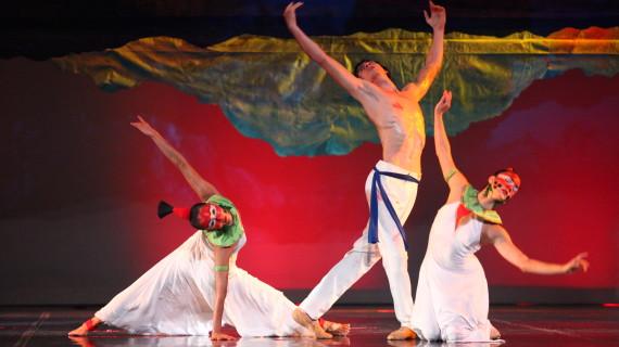 Incolballet evoca 'Los pasos perdidos' de Alejo Carpentier