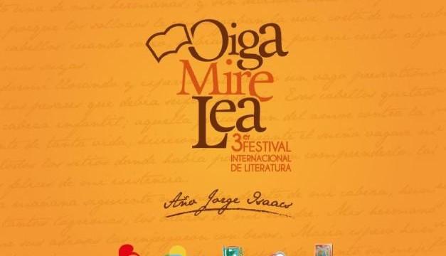 El Festival internacional de Literatura Oiga, Mire, Lea, llegará a catorce municipios del Valle