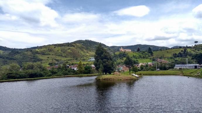 Foto Lago Chiman