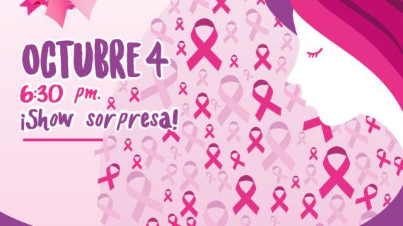 La Noche Rosada, el evento más importante de la región acerca del cáncer de mama