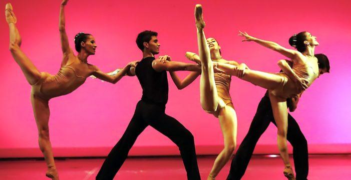 Incolballet ganadora de Beca de Creación otorgada por la 3° Bienal de Danza de Cali