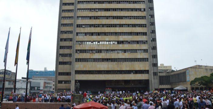 Municipios del Valle participaron en el Simulacro Nacional de Respuesta a Emergencias