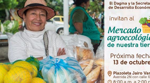 Agéndese para el mercado agroecológico