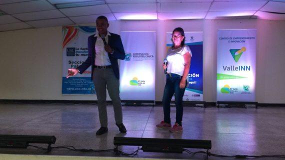 Emprendedores del Valle se articulan a propuesta innovadora de 'Speech Valle INN'