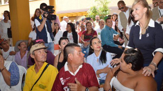 Conversatorio Ciudadano de seguimiento de compromisos en Guacarí