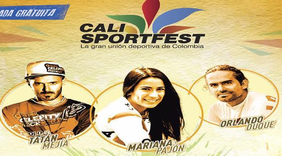 Historias de vida y Marketing deportivo en el 'Cali SportFest'